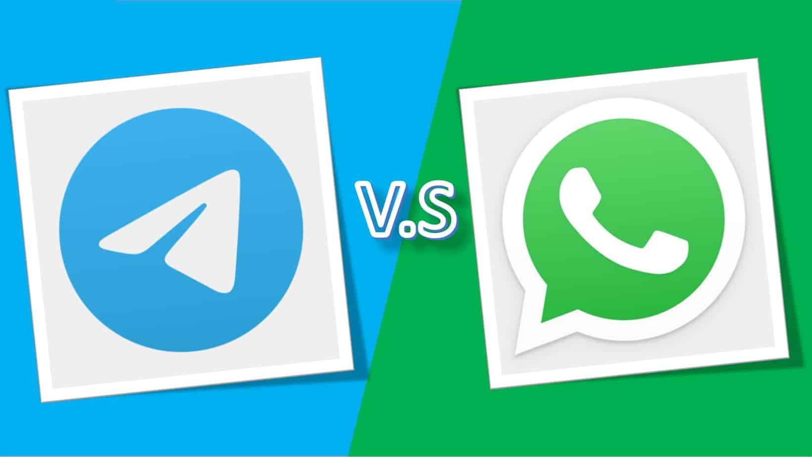 why telegram is better than whatsapp