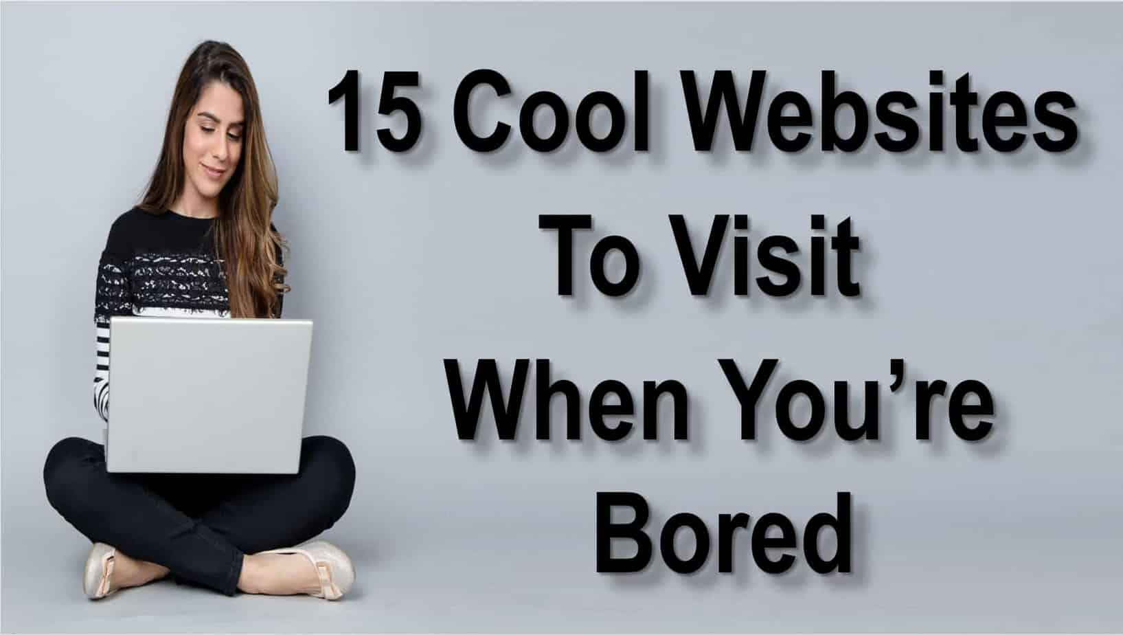 15 cool websites