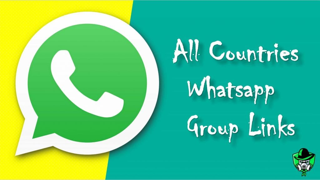 All countries whatsapp group links