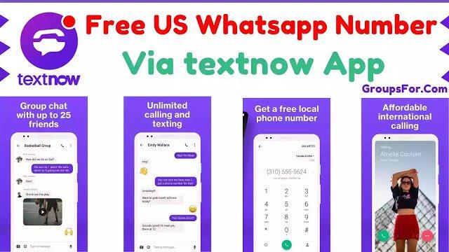 Create Free US Whatsapp Number (1)