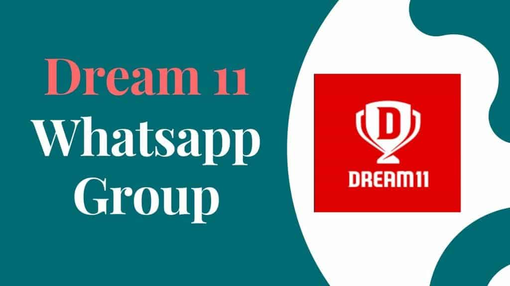 dream 11 whatsapp groups
