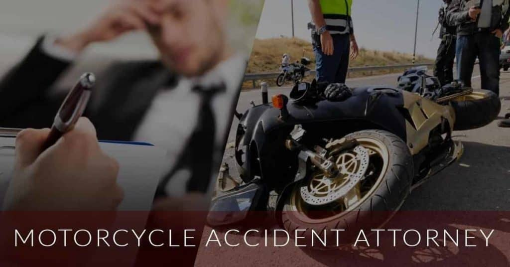 Finding the best motorcycle accident attorney