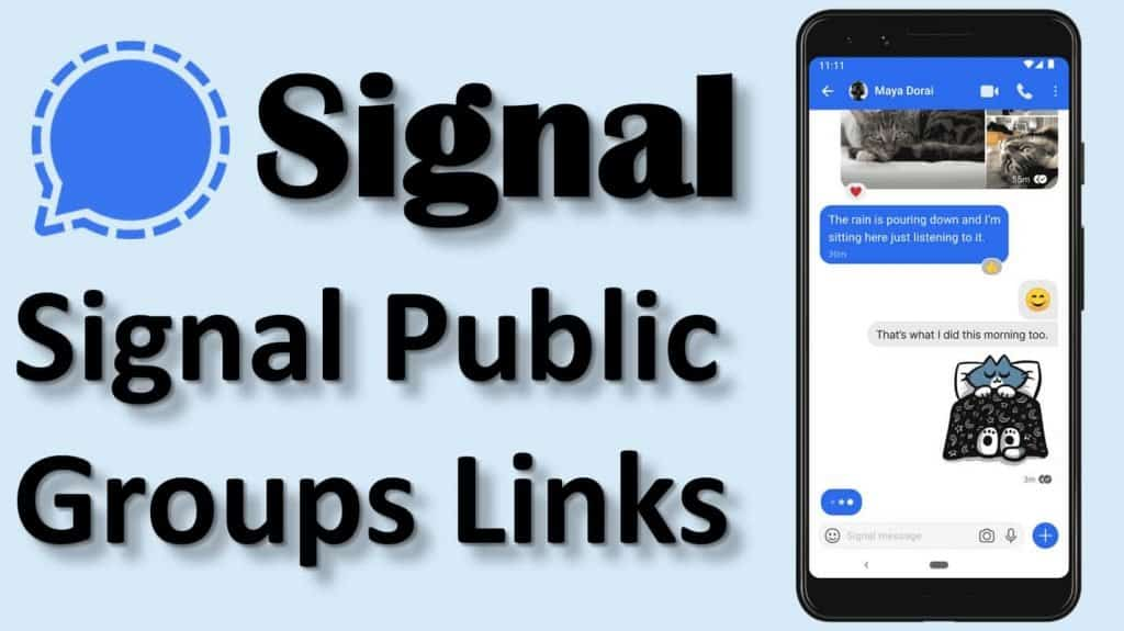 Signal Group Links