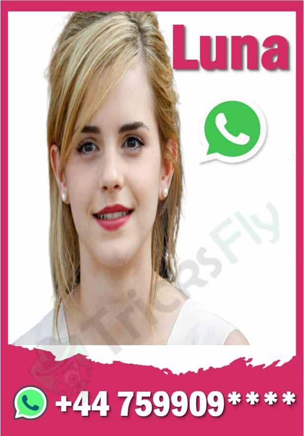 UK Girls Whatsapp Numbers