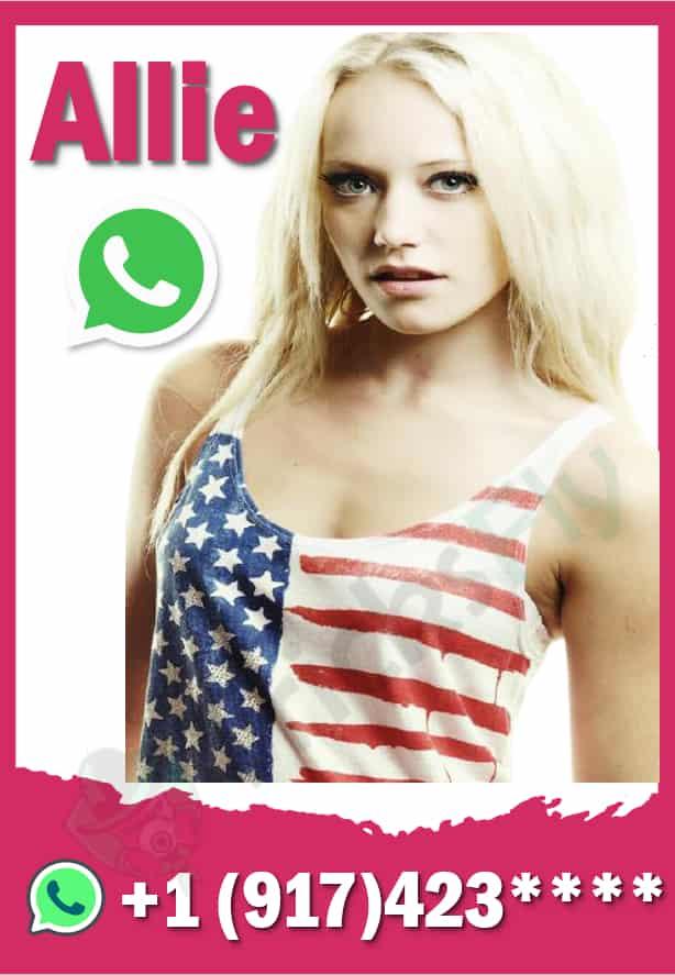 USA Girls Whatsapp Numbers