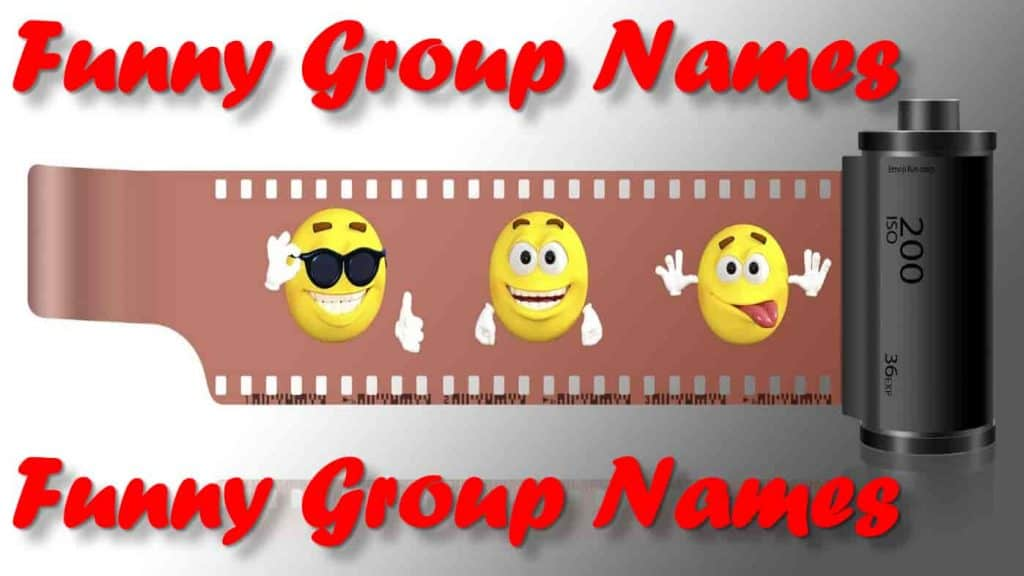 funny whatsapp group names list