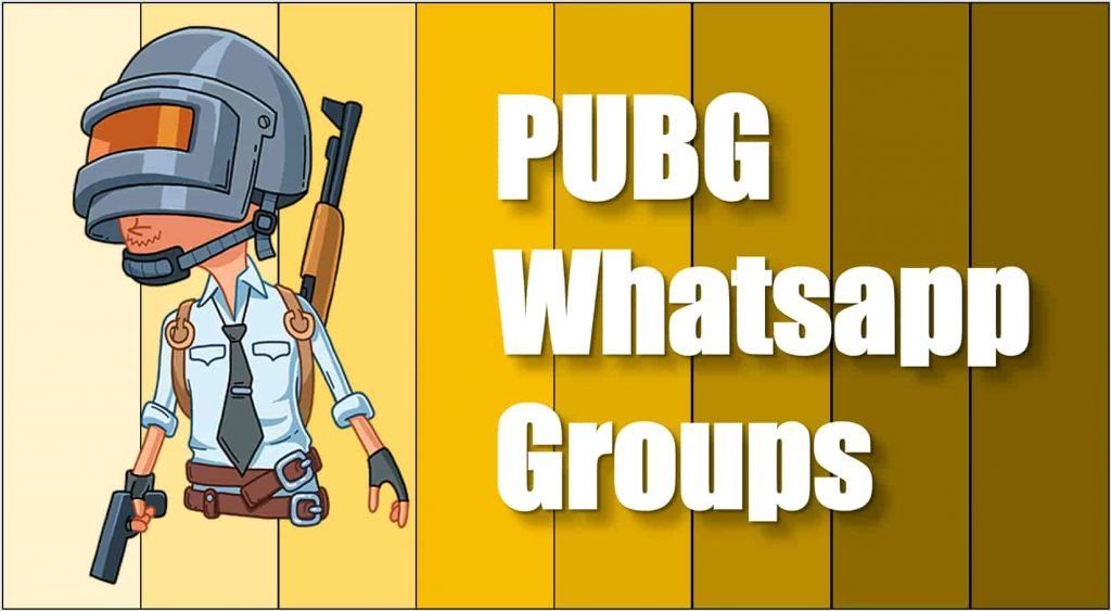 pubg whatsapp groups