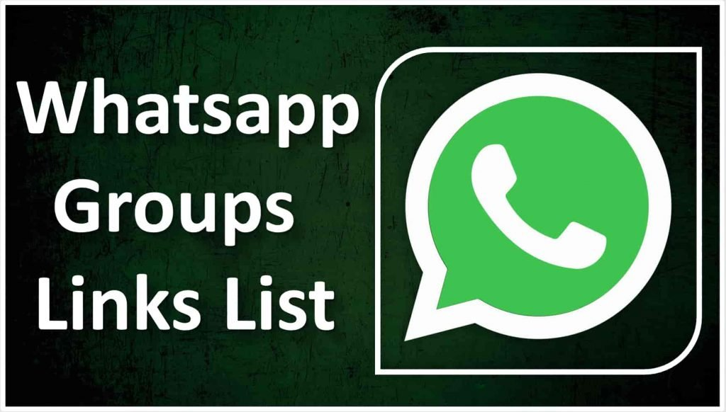 whatsapp group links list